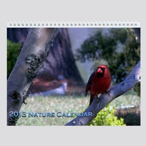 Birds Digital Photo Wall Calendar