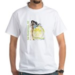 Sunrise The Hamptons White T-Shirt