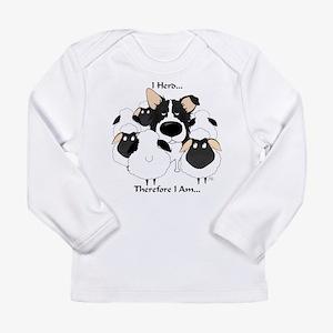 Border Collie - I Herd Long Sleeve T-Shirt