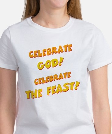 Celebrate God Women's T-Shirt