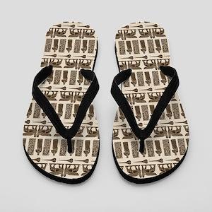 Mesopotamian Flip Flops
