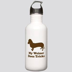 My Weiner Does Tricks Stainless Water Bottle 1.0L