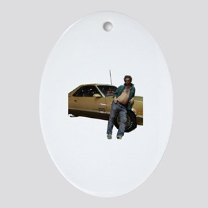 Camino Pimpin Ornament (Oval)