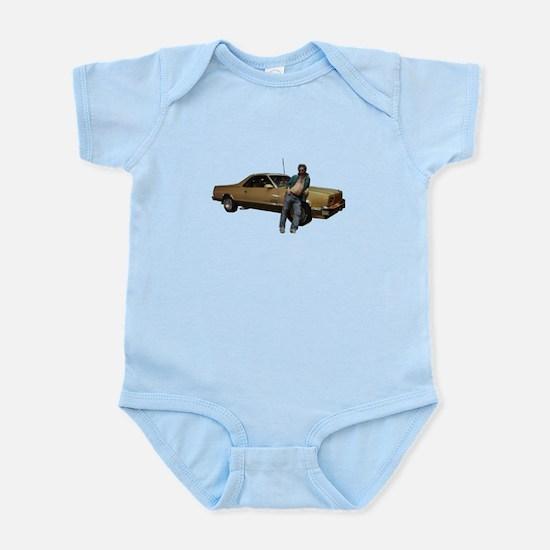 Camino Pimpin Infant Bodysuit