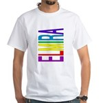 Elmira White T-Shirt