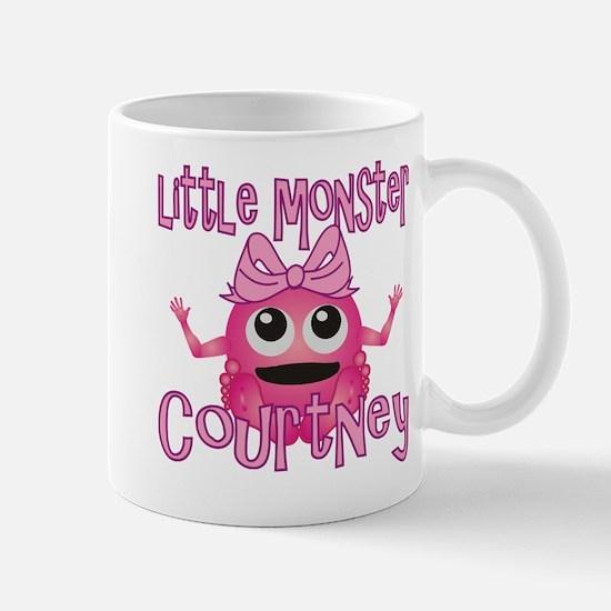Little Monster Courtney Mug