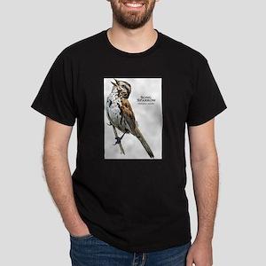 Song Sparrow Dark T-Shirt