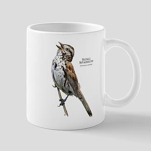 Song Sparrow Mug