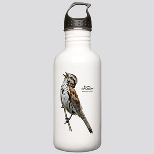 Song Sparrow Stainless Water Bottle 1.0L
