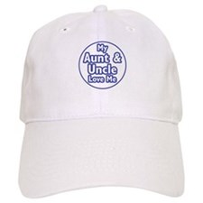 Aunt and Uncle Love Me Cap
