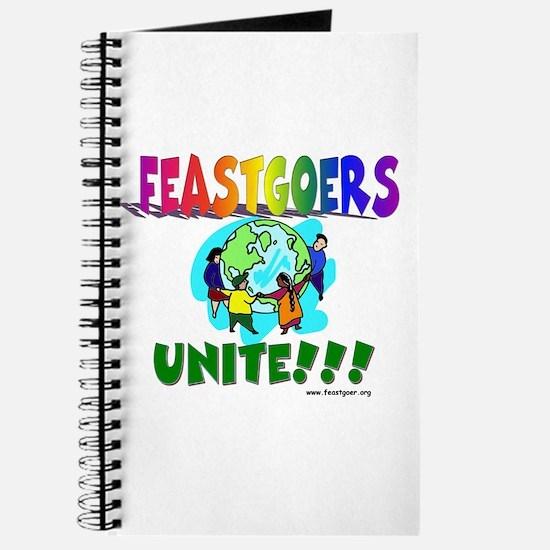 Feastgoers Unite! Journal