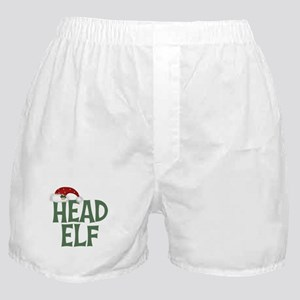 Head Elf Boxer Shorts