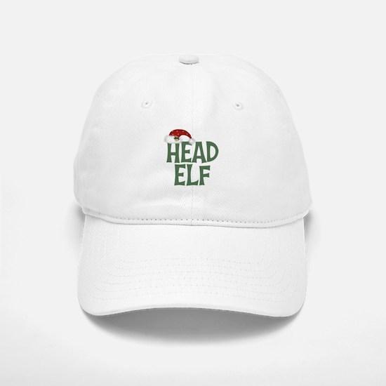 Head Elf Baseball Baseball Cap