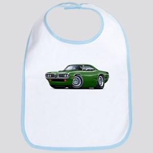 1970 Super Bee Green Car Bib