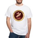 """""""Days of Glory"""" White T-Shirt"""
