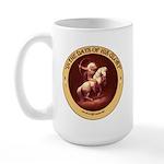 """""""Days of Glory"""" Large Mug"""
