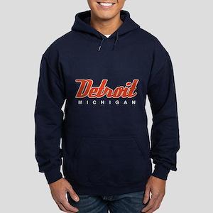 Detroit - Hoodie (dark)