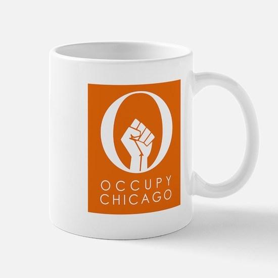 Occupy Chicago Mug