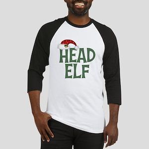 Head Elf Baseball Jersey
