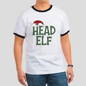 Head Elf Ringer T