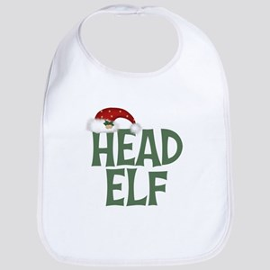 Head Elf Bib