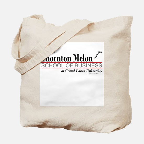 Melon School of Business Tote Bag