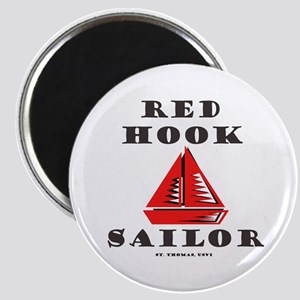 Red Hook Sailor Magnet