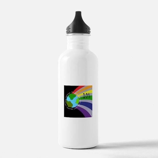 Tolerant H2O StainlessH2OBottle1.0L