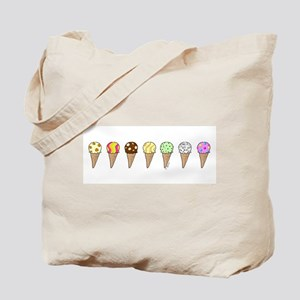 Lots of Ice Cream Tote Bag
