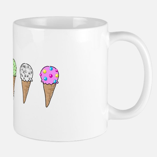 Lots of Ice Cream Mug