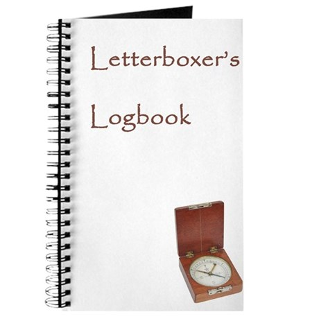 Letterboxer's Logbook (Style 1)