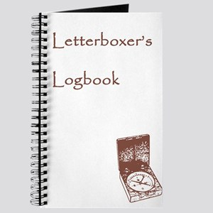 Letterboxer's Logbook (Style 2)