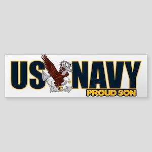 Navy Son Sticker (Bumper)
