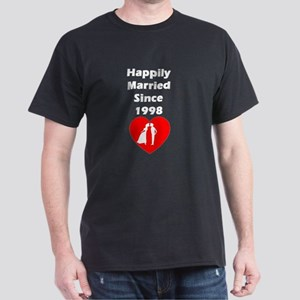 Happily Married Since 1998 T-Shirt
