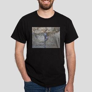 Pray For Jerusalem Dark T-Shirt