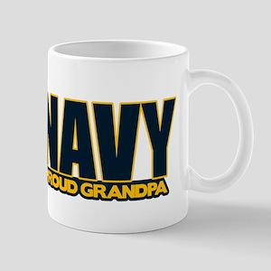 Navy Grandpa Mug