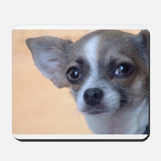 Artsy Dog Mousepad