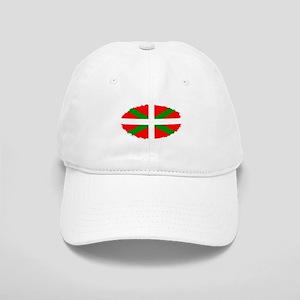 Basque Flag Ikurrina Cap