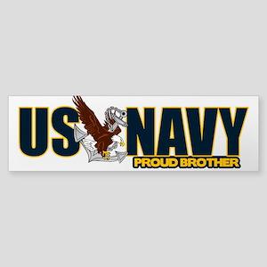 Navy Brother Sticker (Bumper)