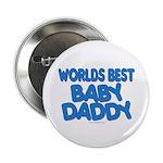 worlds best baby daddy Button