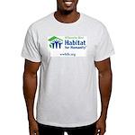 WWHFH Ash Grey T-Shirt