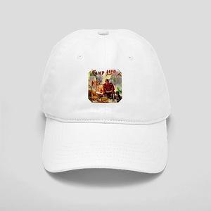 Camp Life Cigar Label Cap