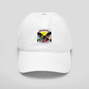 American Eagle Cigar Label Cap