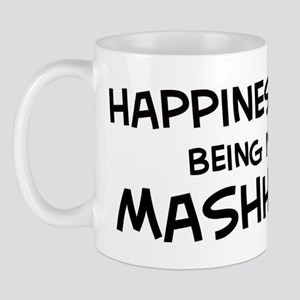 Happiness is Mashhad Mug