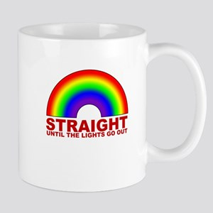 Straight until the lights out Mug