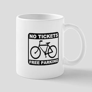 Bike No Tickets Mug