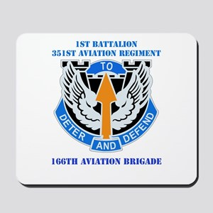 DUI - 1st Bn - 351st Aviation Regt with Text Mouse
