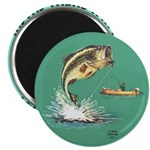 """""""A Great Catch"""" 2.25"""" Magnet (10 pack)"""
