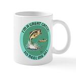 """A Great Catch"" Mug"