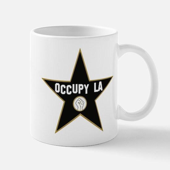 Occupy Los Angeles Mug